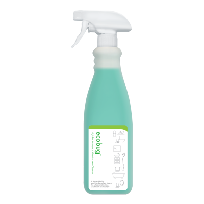 Ecobug® High Performance Washroom Cleaner (740ml)
