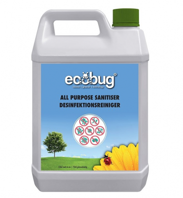 Ecobug® All Purpose Sanitiser (4L Concentrate)